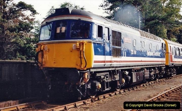 1992-09-12 Bournemouth Depot Open Day. (14) 014