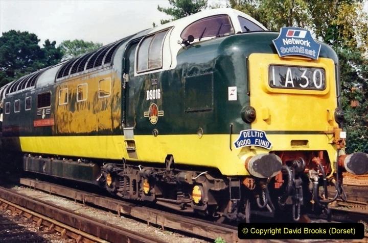1992-09-12 Bournemouth Depot Open Day. (20) 020
