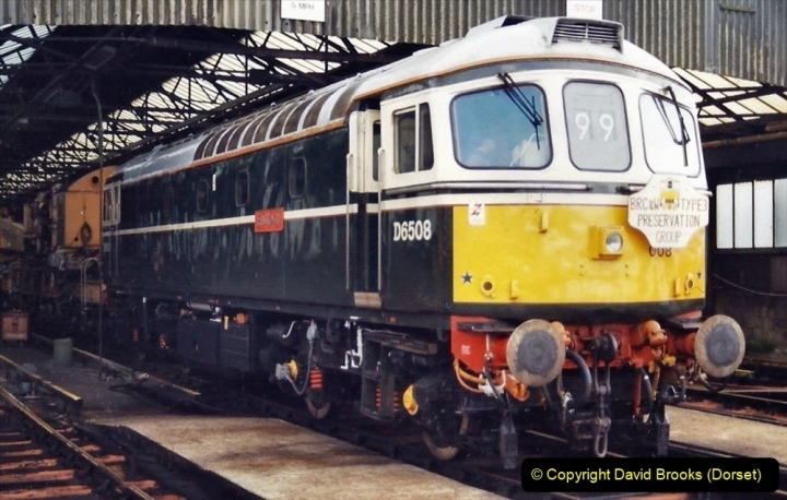 1992-09-12 Bournemouth Depot Open Day. (21) 021