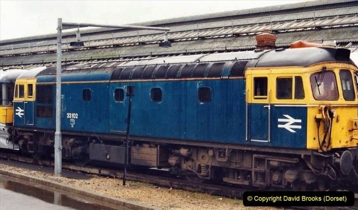 1992-09-12 Bournemouth Depot Open Day. (26) 026