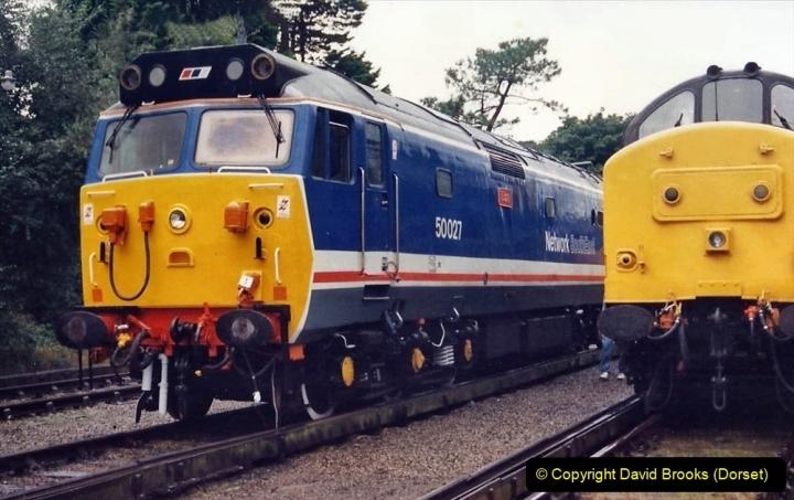 1992-09-12 Bournemouth Depot Open Day. (28) 028