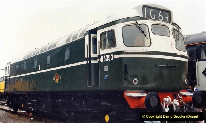 1992-09-12 Bournemouth Depot Open Day. (31) 031