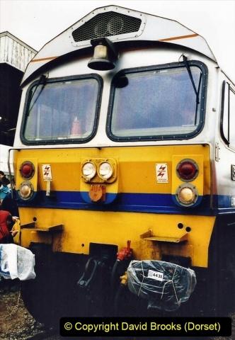 1992-09-12 Bournemouth Depot Open Day. (33) 033