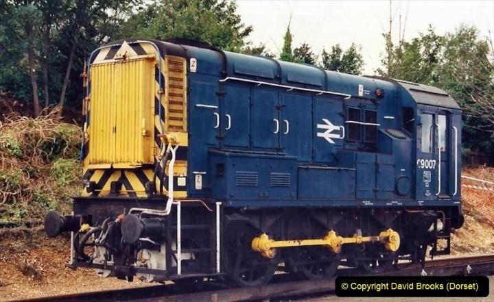 1992-09-12 Bournemouth Depot Open Day. (34) 034