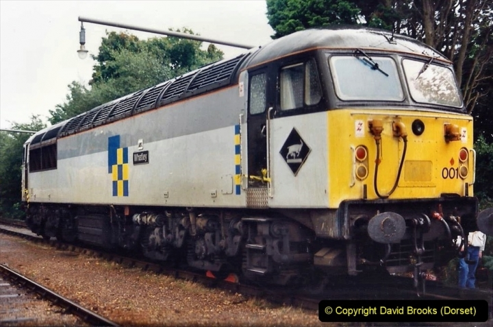 1992-09-12 Bournemouth Depot Open Day. (36) 036