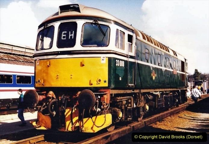 1992-09-12 Bournemouth Depot Open Day. (37) 037