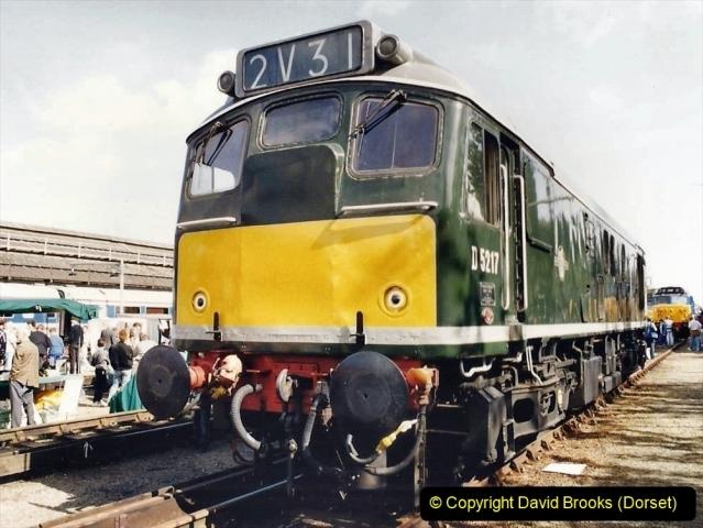 1992-09-12 Bournemouth Depot Open Day. (39) 039