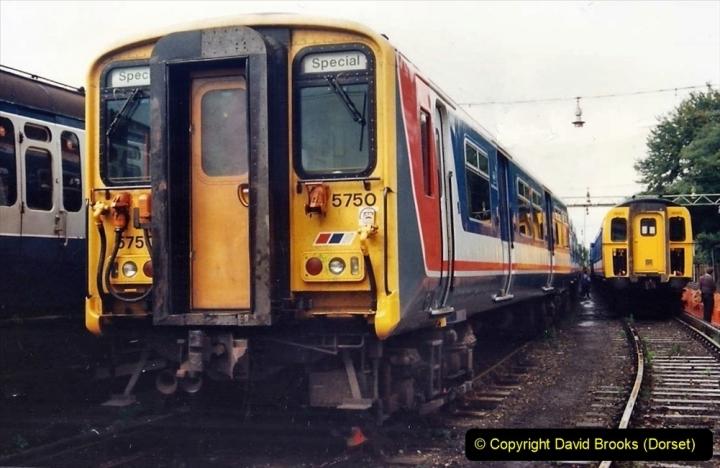 1992-09-12 Bournemouth Depot Open Day. (43) 043