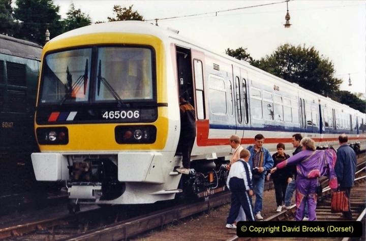 1992-09-12 Bournemouth Depot Open Day. (44) 044