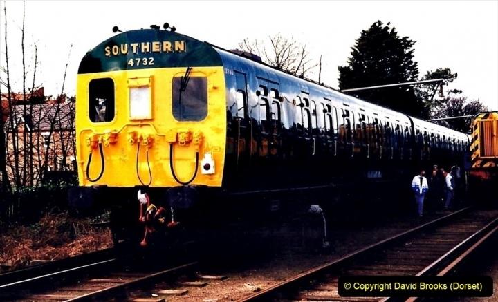 1992-09-12 Bournemouth Depot Open Day. (45) 045