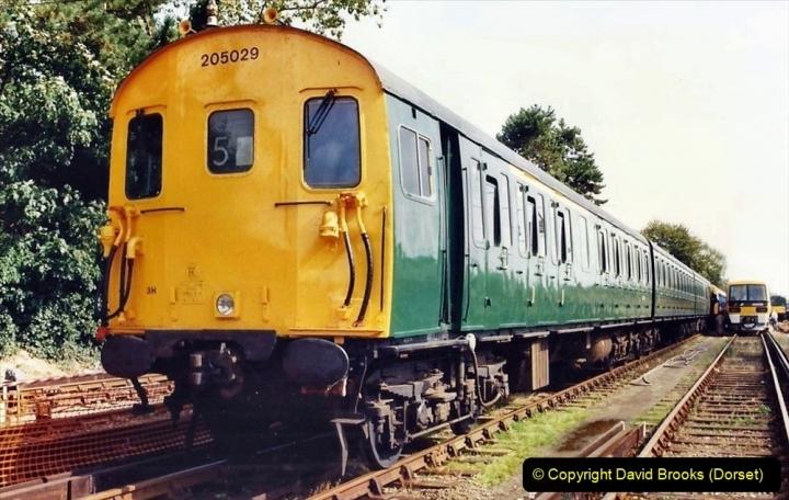 1992-09-12 Bournemouth Depot Open Day. (46) 046
