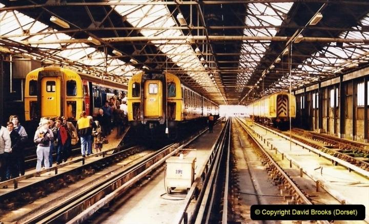 1992-09-12 Bournemouth Depot Open Day. (48) 048