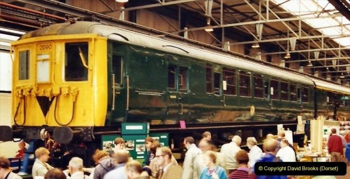 1992-09-12 Bournemouth Depot Open Day. (49) 049