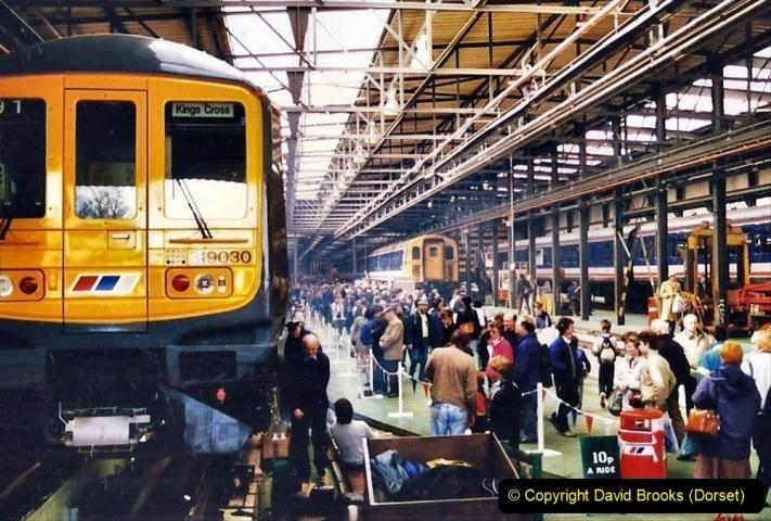1992-09-12 Bournemouth Depot Open Day. (50) 050