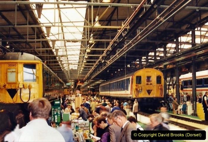 1992-09-12 Bournemouth Depot Open Day. (51) 051