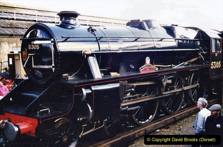 1992-09-12 Bournemouth Depot Open Day. (6) 006
