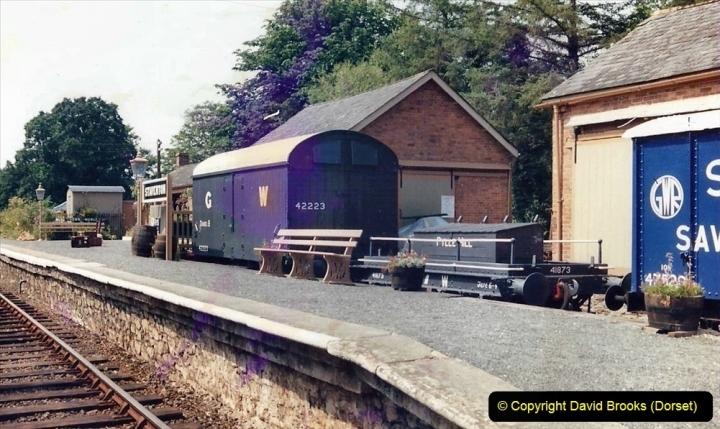 Various dates. (101) The Severn Valley Railway, Bridgnorth, Shropshire. 186