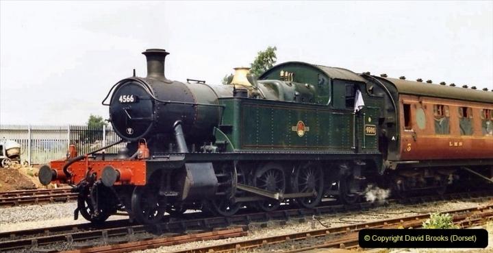 Various dates. (102) The Severn Valley Railway, Bridgnorth, Shropshire. 187