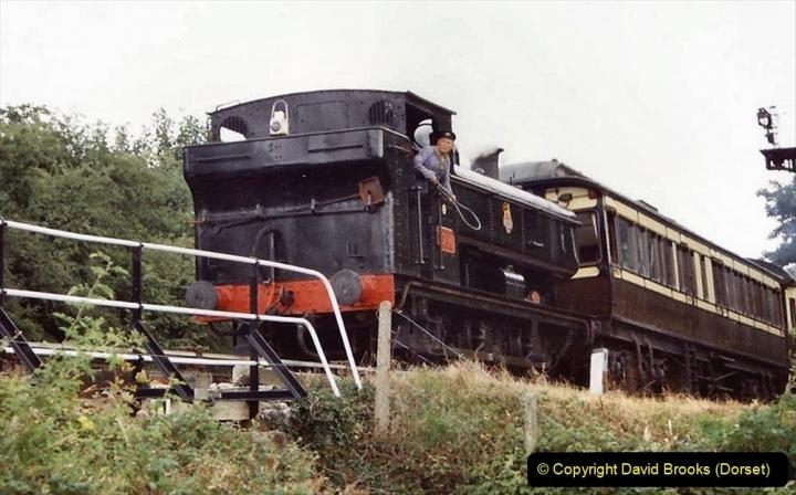 Various dates. (103) The Severn Valley Railway, Bridgnorth, Shropshire. 188