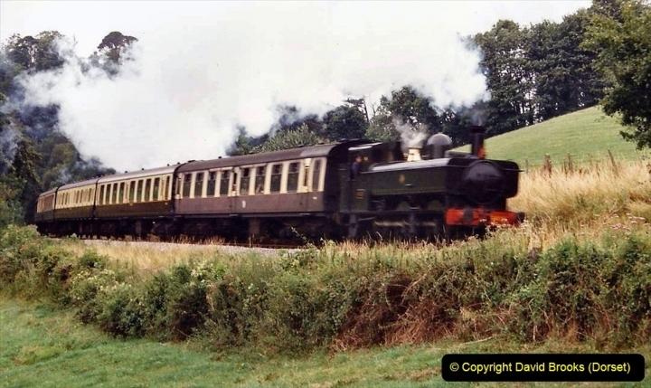Various dates. (104) The Severn Valley Railway, Bridgnorth, Shropshire. 189