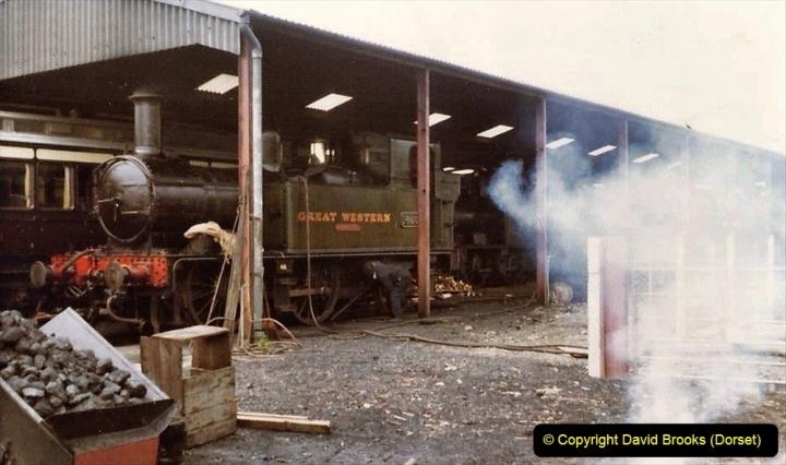 Various dates. (105) The Severn Valley Railway, Bridgnorth, Shropshire. 190