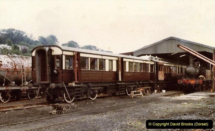 Various dates. (106) The Severn Valley Railway, Bridgnorth, Shropshire. 191