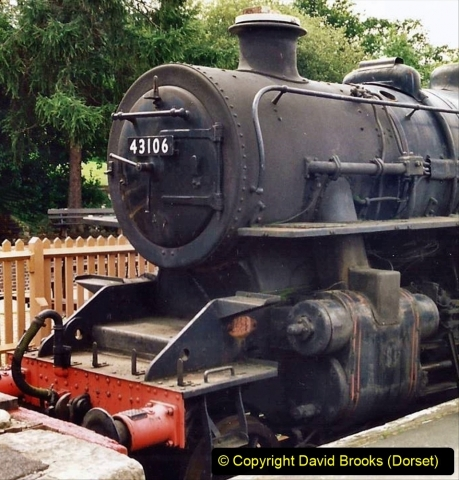 Various dates. (108) The Severn Valley Railway, Bridgnorth, Shropshire. 193