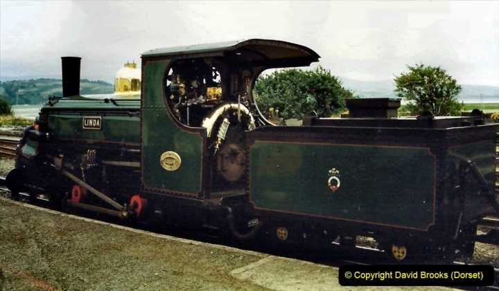 Various dates. (116) Ffestiniog Railway, Porthmadog, Gwynedd, North Walea. 201