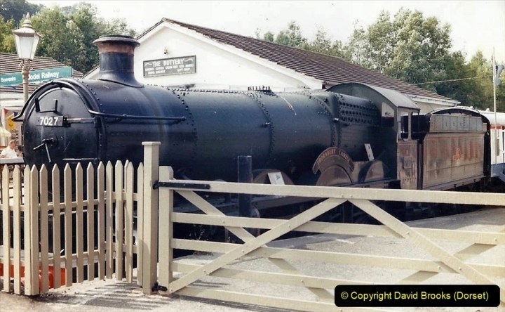 Various dates. (118) Great Central Railway, Loughborough, Leicestershire. 203