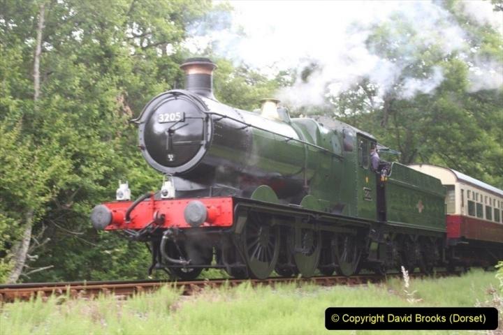 Various dates. (119) The South Devon Railway, Buckfastleigh, South Devon. 204