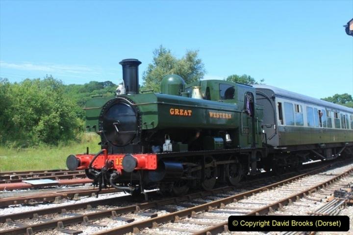 Various dates. (120) The South Devon Railway, Buckfastleigh, South Devon. 205