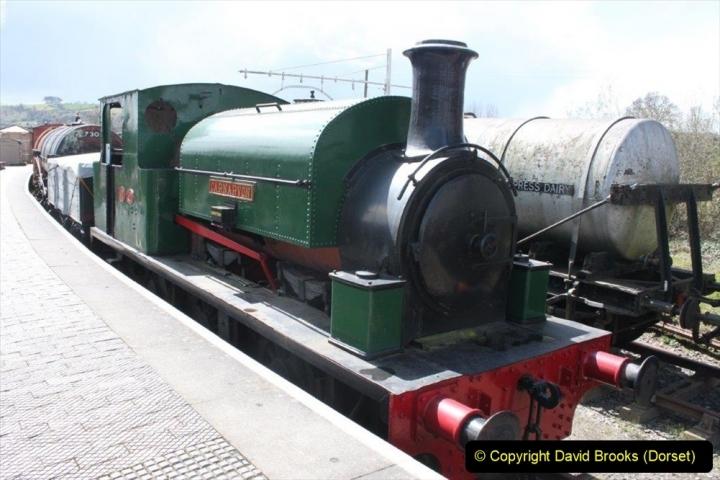 Various dates. (122) The South Devon Railway, Buckfastleigh, South Devon. 207