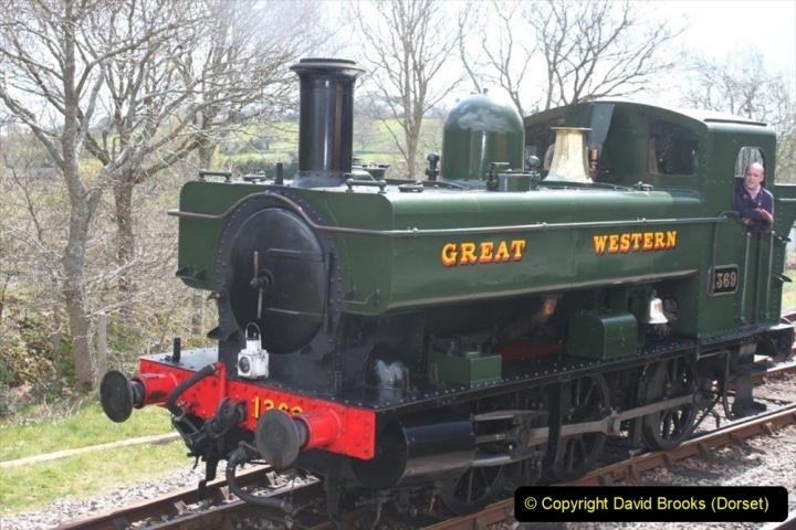 Various dates. (123) The South Devon Railway, Buckfastleigh, South Devon. 208