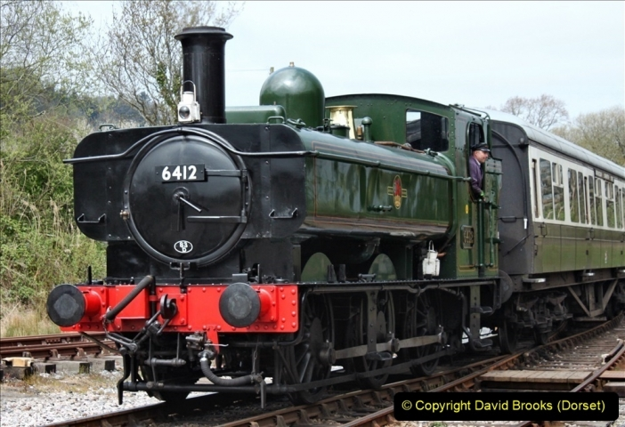 Various dates. (124) The South Devon Railway, Buckfastleigh, South Devon. 209