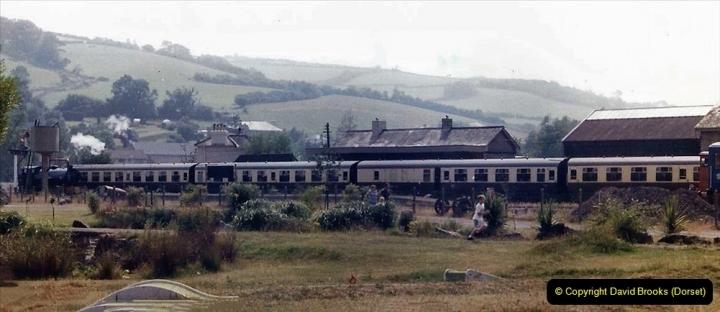 Various dates. (125) The South Devon Railway, Buckfastleigh, South Devon. 210