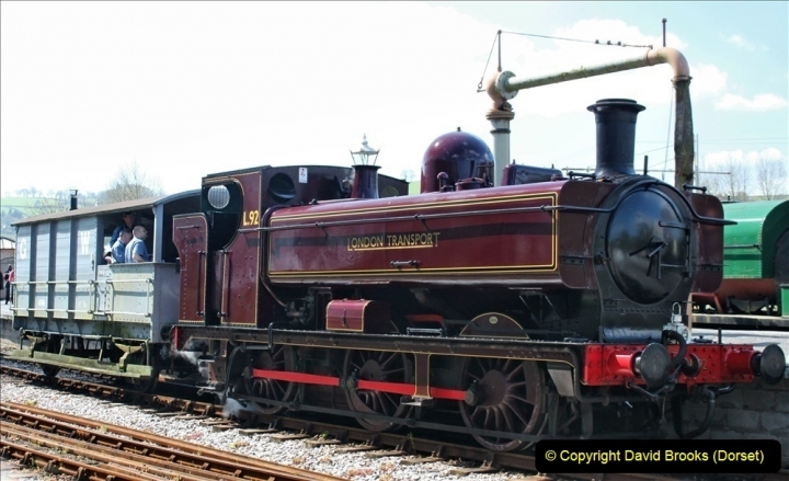 Various dates. (129) The South Devon Railway, Buckfastleigh, South Devon. 214