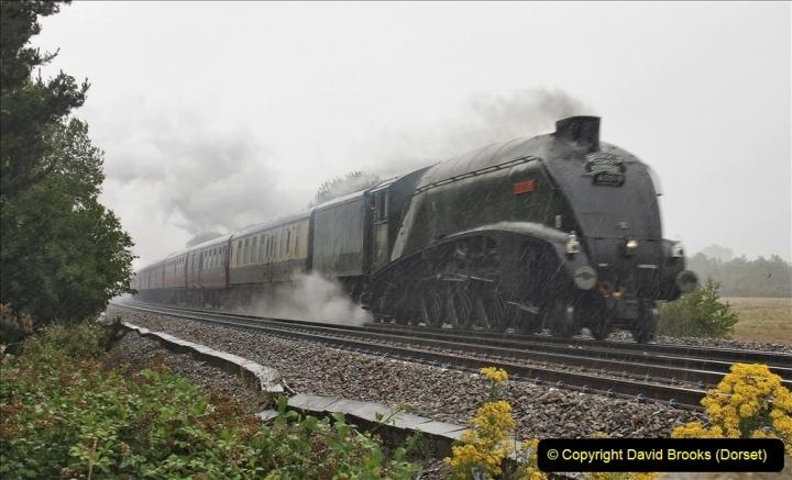 Various dates. (130) Dorset Coast Expresses. 215