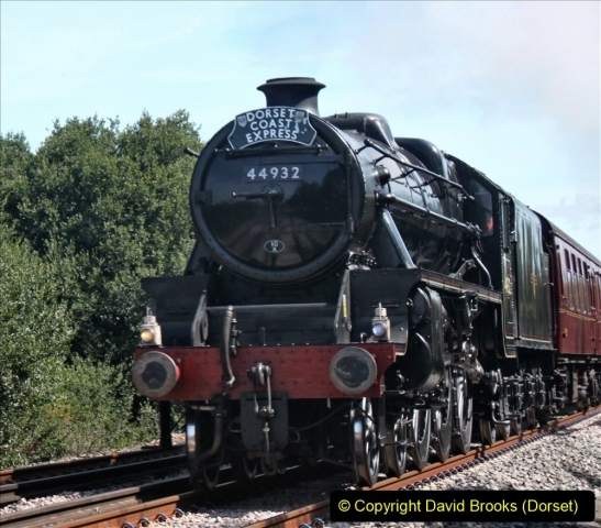 Various dates. (131) Dorset Coast Expresses. 216