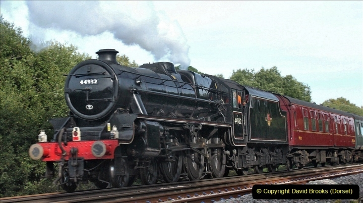 Various dates. (132) Dorset Coast Expresses. 217