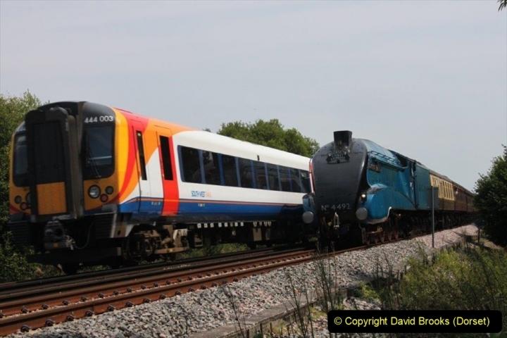 Various dates. (133) The Dorset Coast Express. 218