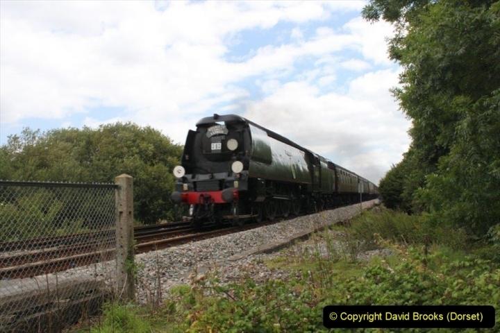 Various dates. (136) The Dorset Coast Express. 221
