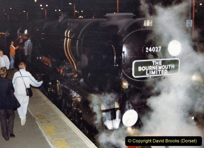 Various dates. (137) Dorset Coast Express. 222