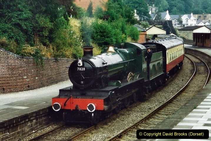 Various dates. (35)  Llangollen Railway, Denbighshire, North Wales. 122