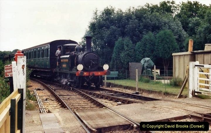 Various dates. (42)  IOW Steam Railway, Isle of Wight. 129