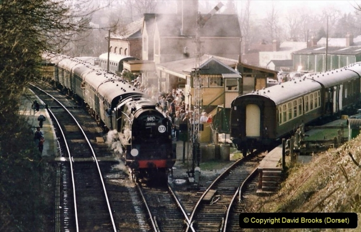 Various dates. (44)  Mid Hants Railway, Hampshire. 131