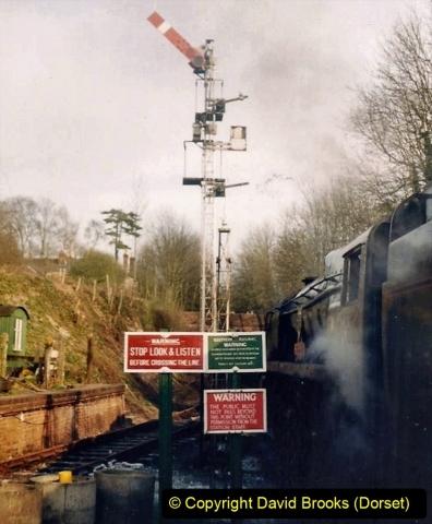 Various dates. (45)  Mid Hants Railway, Hampshire. 132