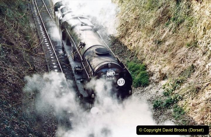 Various dates. (47)  Mid Hants Railway, Hampshire. 134