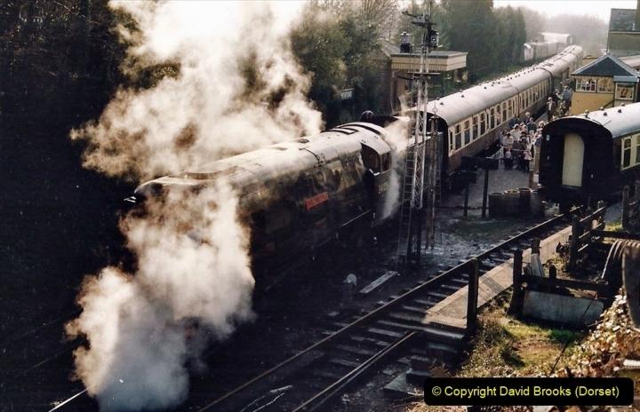 Various dates. (48)  Mid Hants Railway, Hampshire. 135