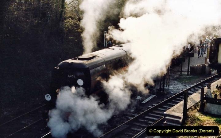 Various dates. (49)  Mid Hants Railway, Hampshire. 136