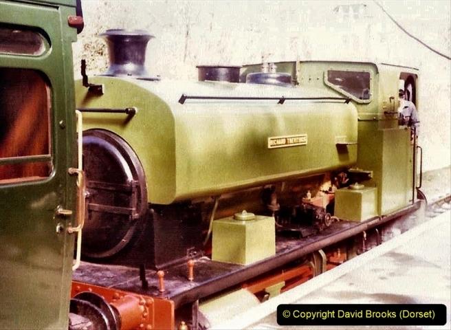 Various dates. (77) The Swanage Railway, Swanage, Dorset. 163